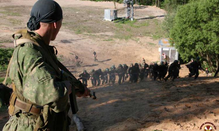ДНР, 18.09.2014 - Ополченцы закрыли очередной котел под Донецком