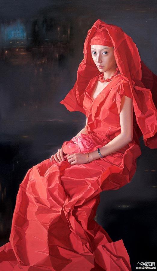Творчество китайского художника Zeng Chuanxing