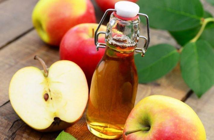 Грибок ногтей народные средства яблочный уксус