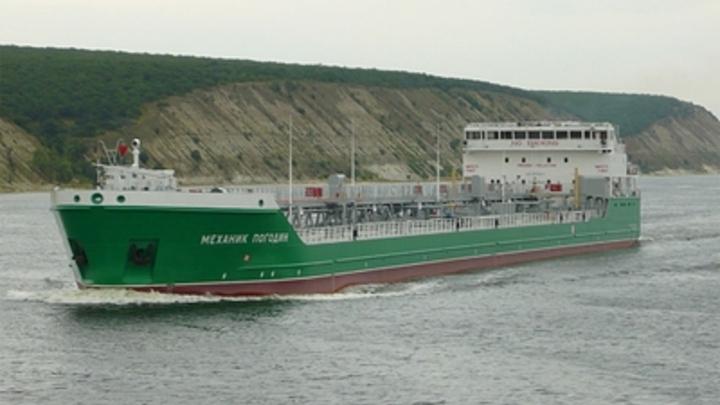 Владелец «Механика Погодина» потребовал от Порошенко освободить задержанное судно