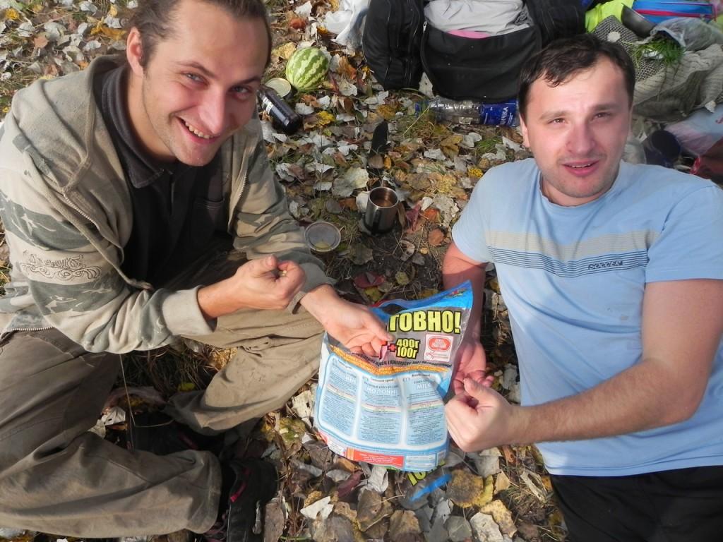 завтрак туриста +100 гр бесплатно :))