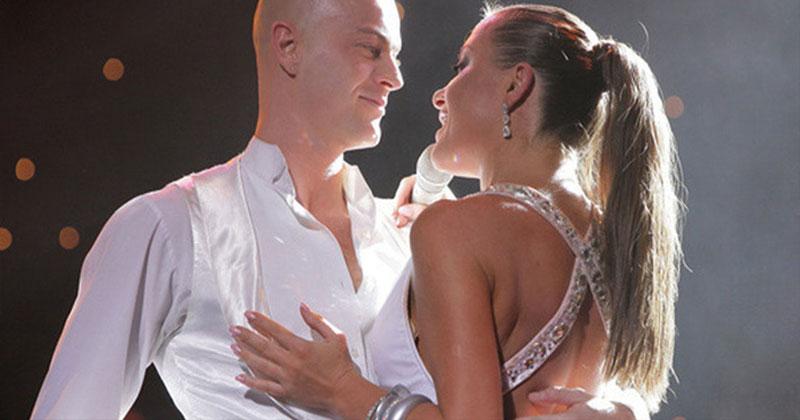 Наталья Могилевская, Влад Яма и их невероятно чувственный танец. Такую страсть не сыграешь!