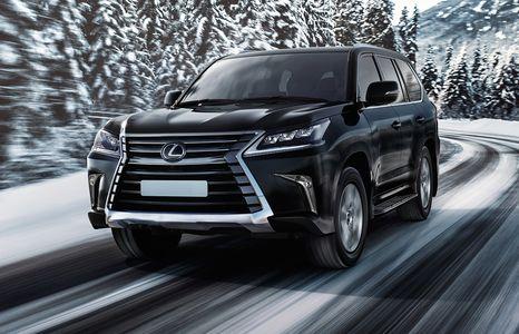 В России отзывают бракованные внедорожники Toyota Land Cruiser 200 и Lexus LX
