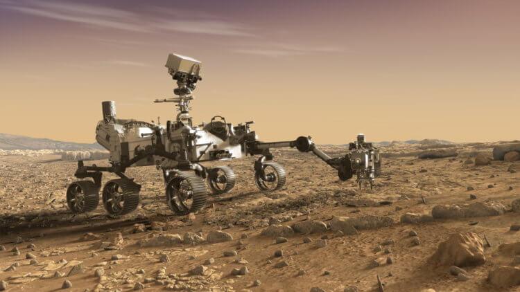 Как 'Mars 2020' поможет будущим колонистам Красной планеты?