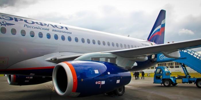 """""""Аэрофлот"""" потребовал от производителя SuperJet 576 млн рублей"""