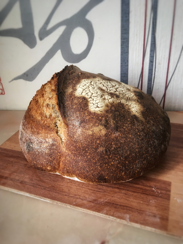 Деревенский хлеб на закваске. Хлеб, Выпечка, Закваска, Кулинария, Рецепт, Лонгриды, Длиннопост