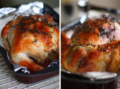 Вчера готовила курочку вот по этому рецепту....всем советую! Оформляю оригинал от автора. Курица в сливочном соусе с белым вином, тимьяном, шалфеем и чесноком. Автор Stanislava Kormanovskaya