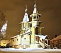 Осквернен Александро-Невский храм в Архангельске