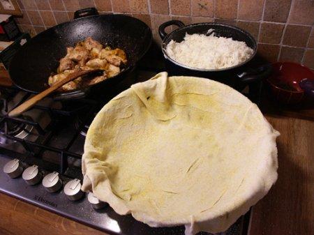 рецепт плова плов с курицей