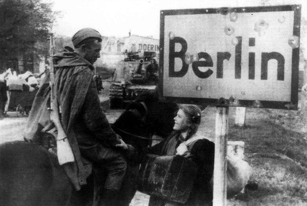 Как солдатам Красной Армии приписали 2 млн обесчещенных немок