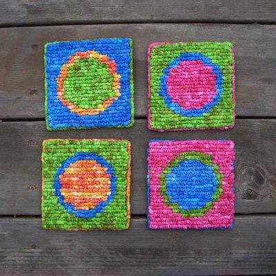 Circles-in-Circles Coasters (400x400, 46Kb)