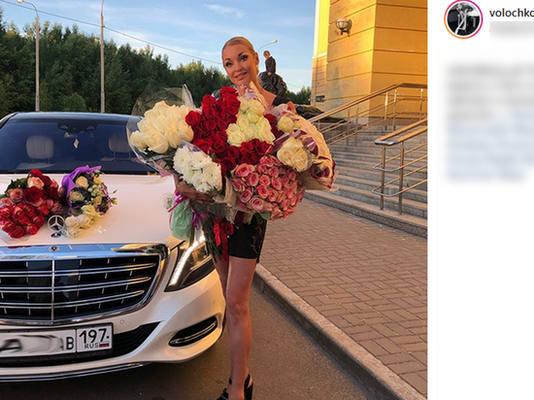 Жена водителя Волочковой: она мне угрожала по телефону