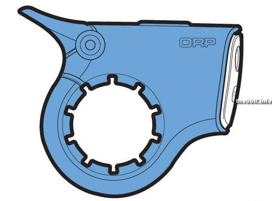 Orp – устройство для велосипедистов