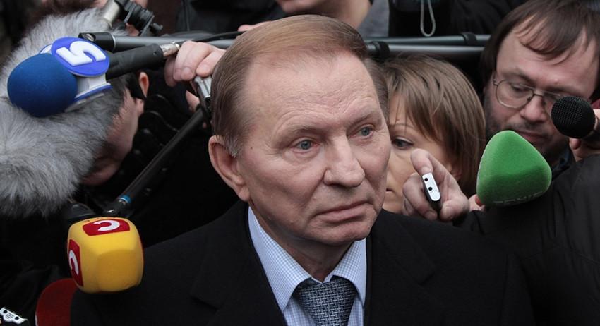 Кучма: Россия хочет разорват…