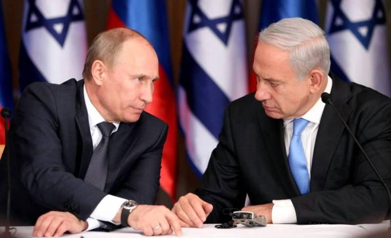 Удар С-300: как судьба Израиля оказалась в руках России