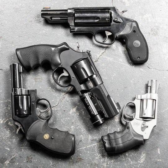 Преимущества револьвера