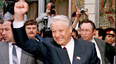 Трамп напоминает Ельцина, и для США это очень опасно