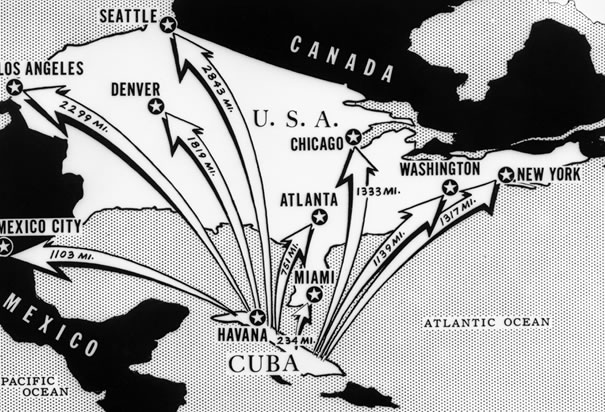 Как не случилась ядерная война с США: Карибский кризис 1962 года