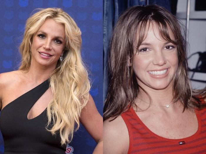Бритни: мечта американских подростков должна быть блондинкой.