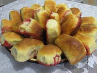 Пирожки из духовки