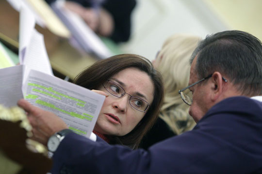 «Вне всякого сомнения, ее (Набиуллиной) пребывание на посту председателя Центробанка — это серьёзная проблема для России и ее экономики, особенно для реального сектора»