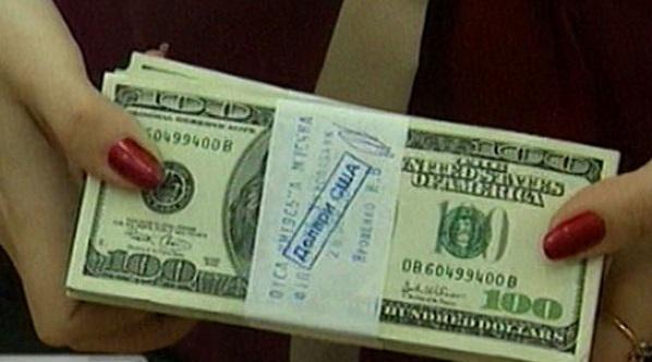 Нацбанк Украины бьет тревогу— страну наводнили фальшивые доллары