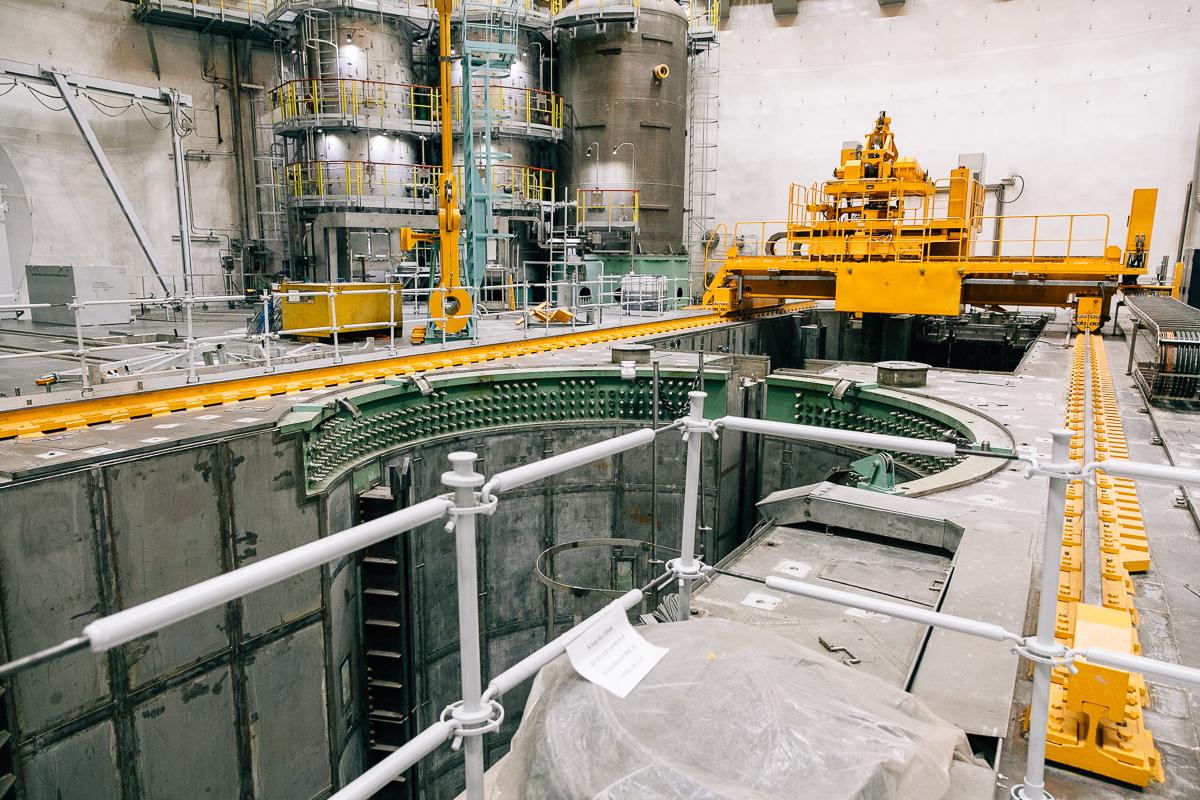 На Нововоронежской АЭС-2 нач…