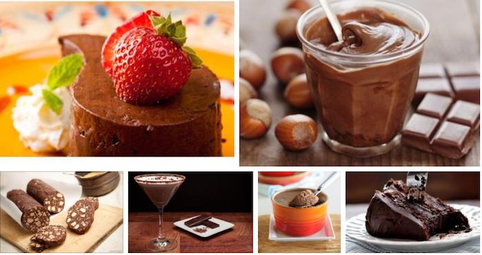 Картинки по запроÑу 7 Рецептов шоколадных деÑертов: готовим и поднимаем наÑтроение