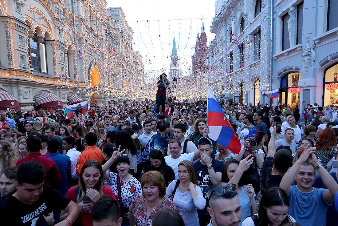 Свободная Франция и дикая Россия. Не перепутайте