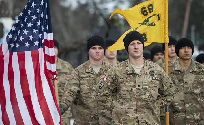Американская армия переживает кризис