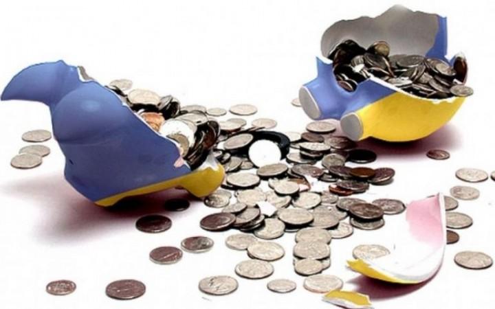 На грани дефолта: где Украина возьмёт деньги на погашение долгов