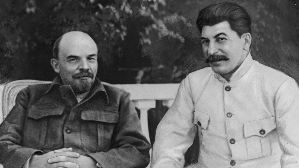 Ленин и сегодня