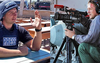 Раненные в Сирии российские журналисты рассказали о случившемся