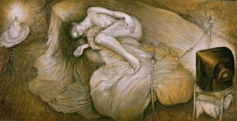 художник Ренато Гуттузо (Renato Guttuso) картины – 18