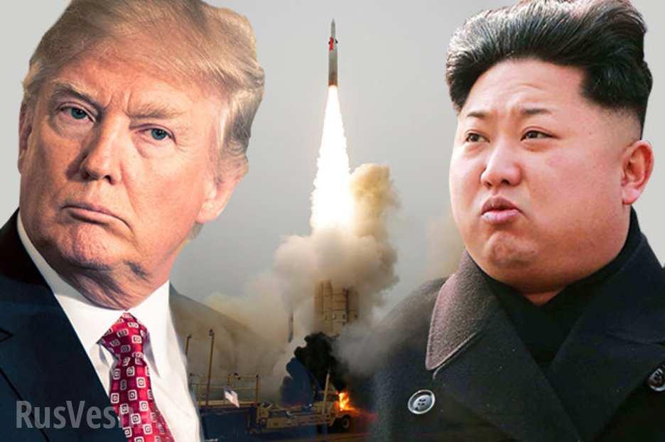 «Времени осталось мало»: советник Трампа рассказал об угрозе войны США с КНДР