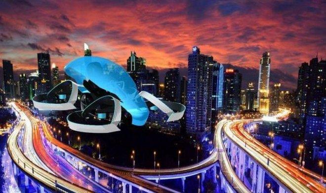 Toyota профинансировала разработку летающего автомобиля