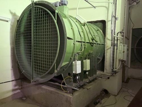 Новая станция метро Нижнего Новгорода оснащена отечественным вентиляционным оборудованием