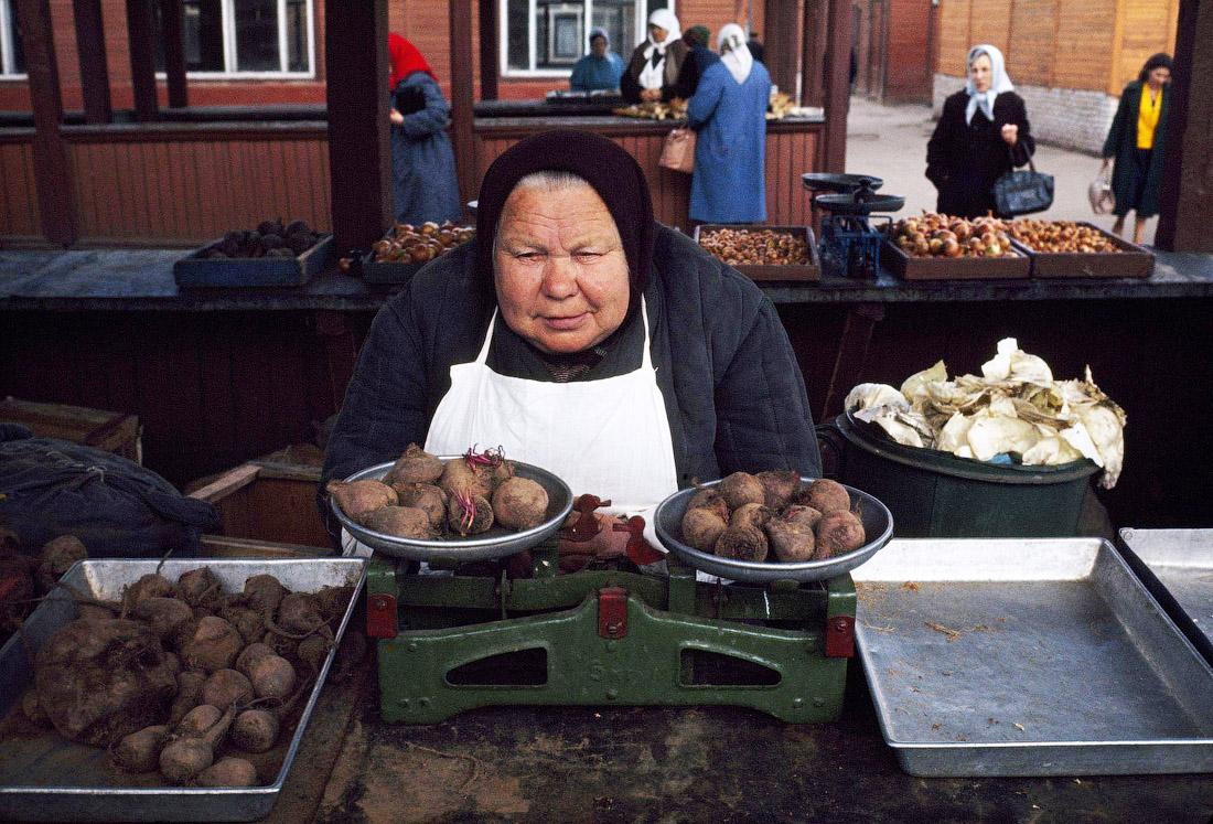Реальный СССР на фото америк…