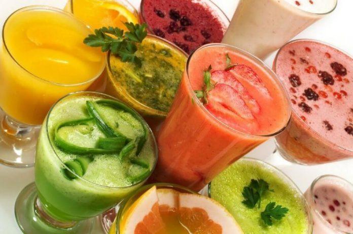 10 лучших рецептов смузи для похудения и очищения организма