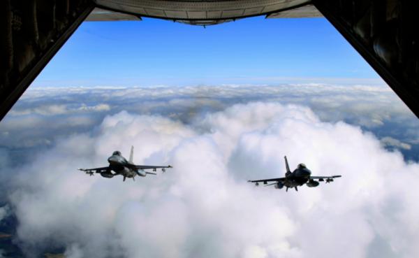 Российские Су-57 отработали обнаружение НАТОвских стелс-истребителей в Сирии