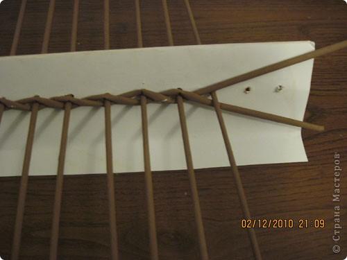 Мастер-класс,  Плетение, : Плетение квадратной (прямоугольной ) коробки Бумага газетная . Фото 3