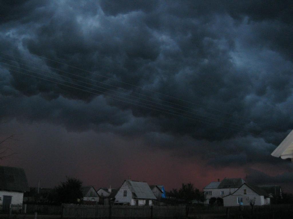 1689 Ураганы и смерчи в фотографиях