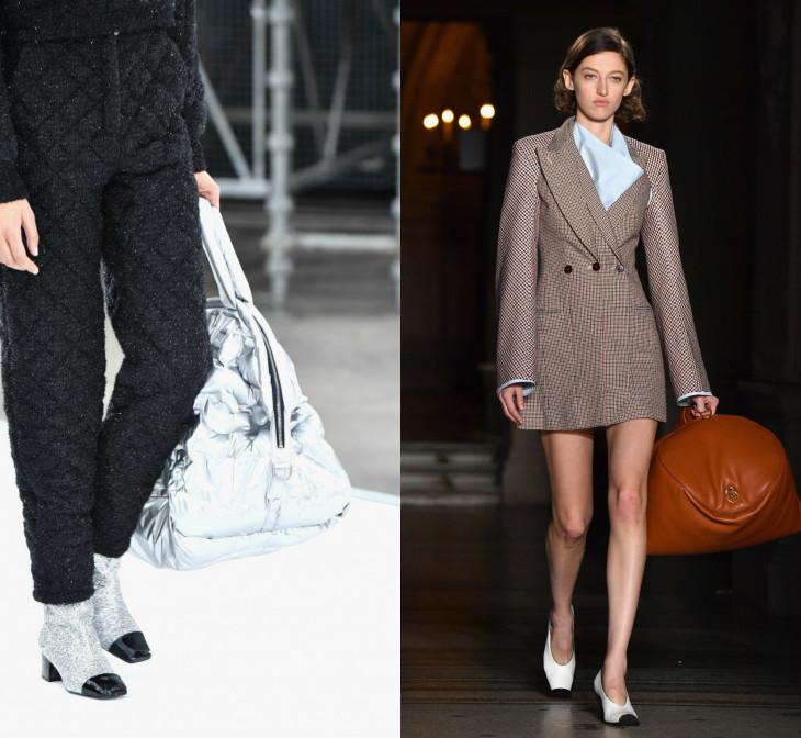 По рукам: самые модные сумки этой зимы
