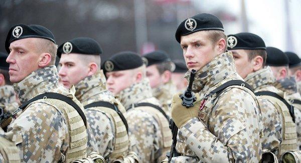Вправительстве Латвии нет согласия ввопросе повышения военных расходов