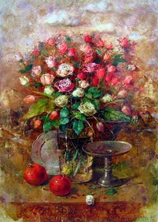 художник Елена Ильичева картины – 44