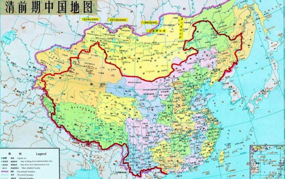 Зачем историки отдали Дальний Восток Китаю?