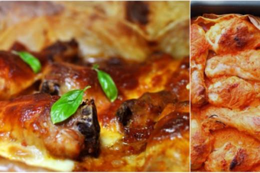 Коронное блюдо армянской кухни — курица в лаваше — теперь готовлю её только так!