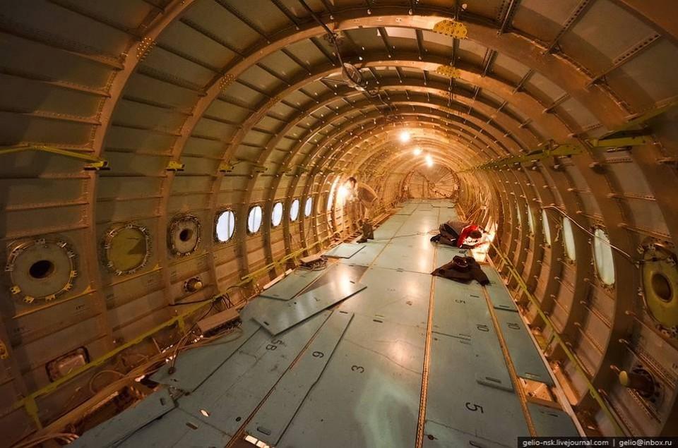 Сибирский научно-исследовательский институт авиации | NewsInPhoto.ru Новости и репортажи в фотографиях (13)