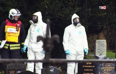 """Британская полиция потратила почти $13 млн на расследование """"дела Скрипалей"""""""
