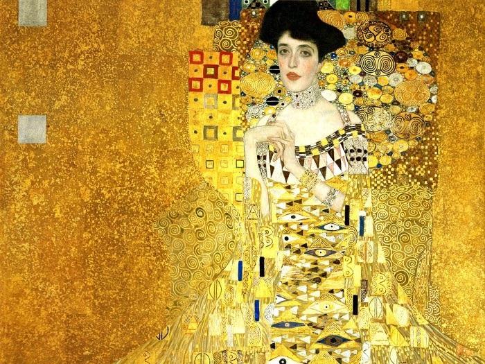 История «Портрета Адели Блох-Бауэр» – одной из самых дорогих картин Густава Климта